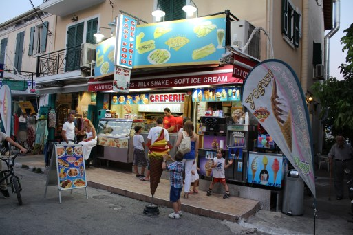 You must go to Peter's in Lefkada!