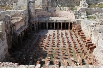 Kourion - public bathhouse