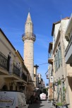 The only minaret left standing in Chania