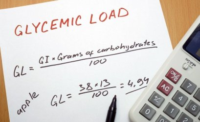 glycemic load keto