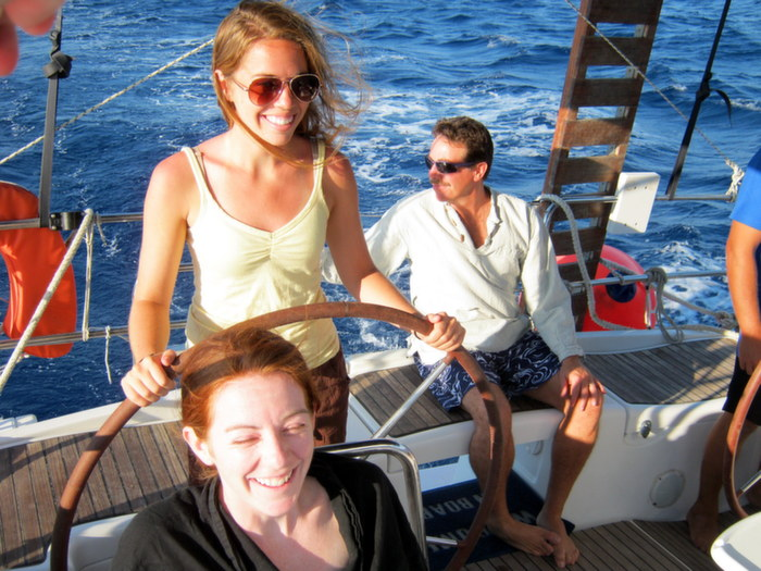 4 Days Sailing Cruises In Greece Sailing The Greek Islands Greece Sailing Vacations