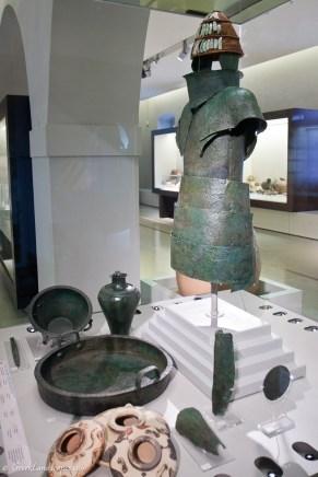 Bronze armor