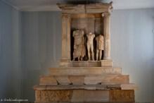 Monument of Nikeratos and his son Poyxenos