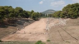 Epidaurus stadium
