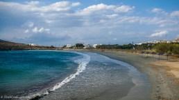 General view of Agia Kiriaki beach