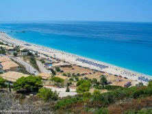 Kathisma beach from above
