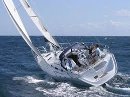 Yacht Beneteau Cyclades 50.4 Sailing in Greece and with Greek Sun Yachts