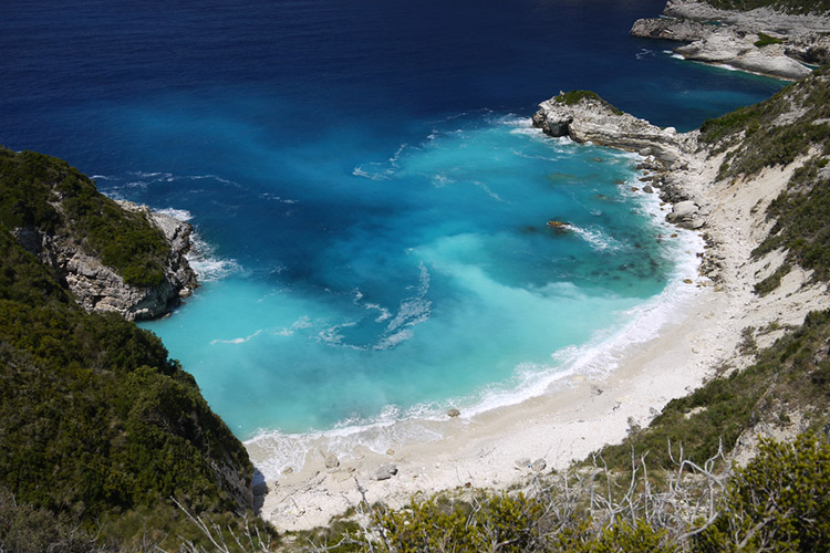 Yacht Charter Paxi island Sailing in Greece and GreekSunYachts