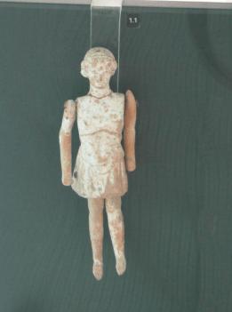 Πλαγγόνα. Μουσείο του Τάραντου, Κάτω Ιταλίας