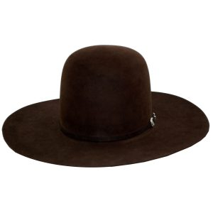 Greeley Hat Works Classic Chocolate