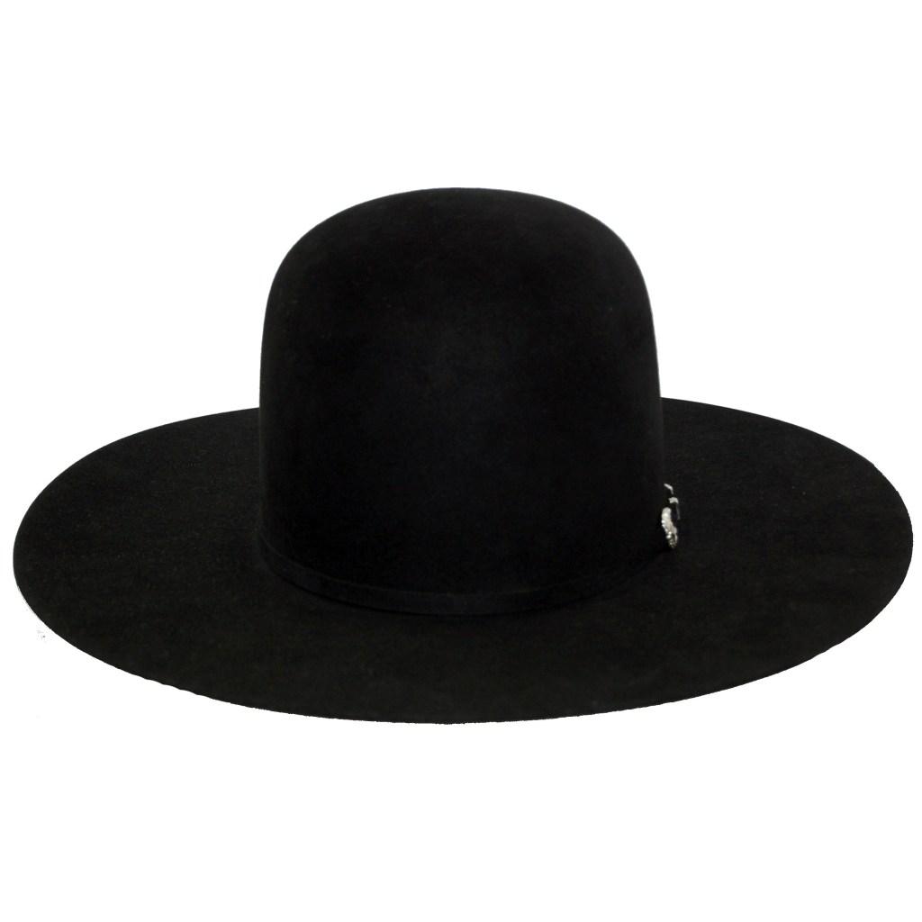 Greeley Hat Work Custom Beaver20 Black