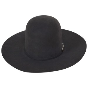 Greeley Hat Works Beaver20 Gunmetal
