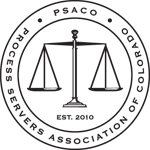 PSACO Member Colorado Process Server
