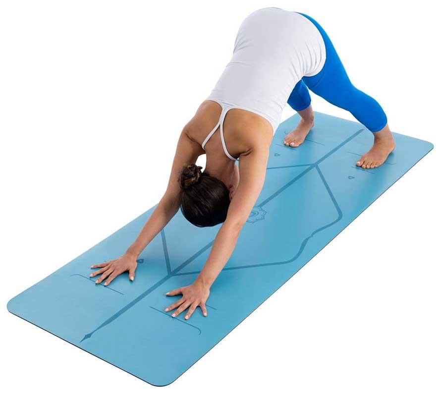 tapis de yoga liforme test avis et
