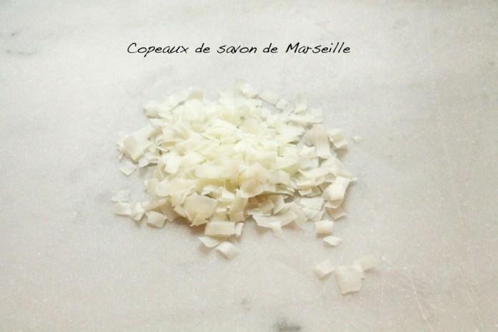 copeaux savon Marseille