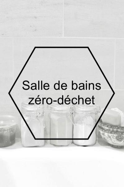 20 Astuces Pour Salle De Bains Zero Dechet Green Me Up
