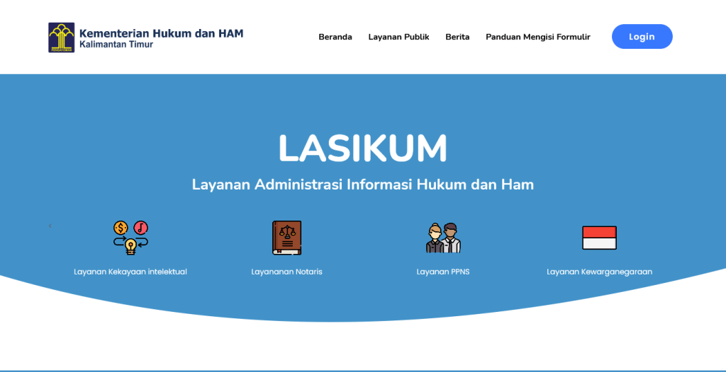 Aplikasi E-Lasikum