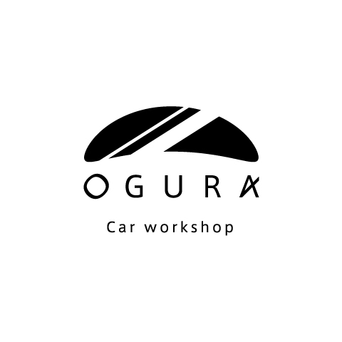 くるま工房OGURAロゴ02