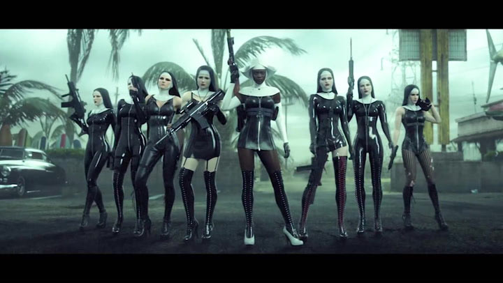"""The Saints"" von Hitman: Absolution"