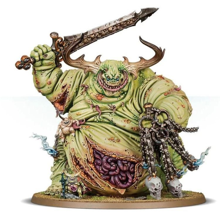 Grat Unclean One von Games Workshops