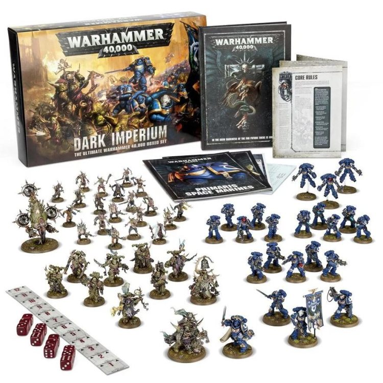 Dark Imperium Starterset von Games Workshops