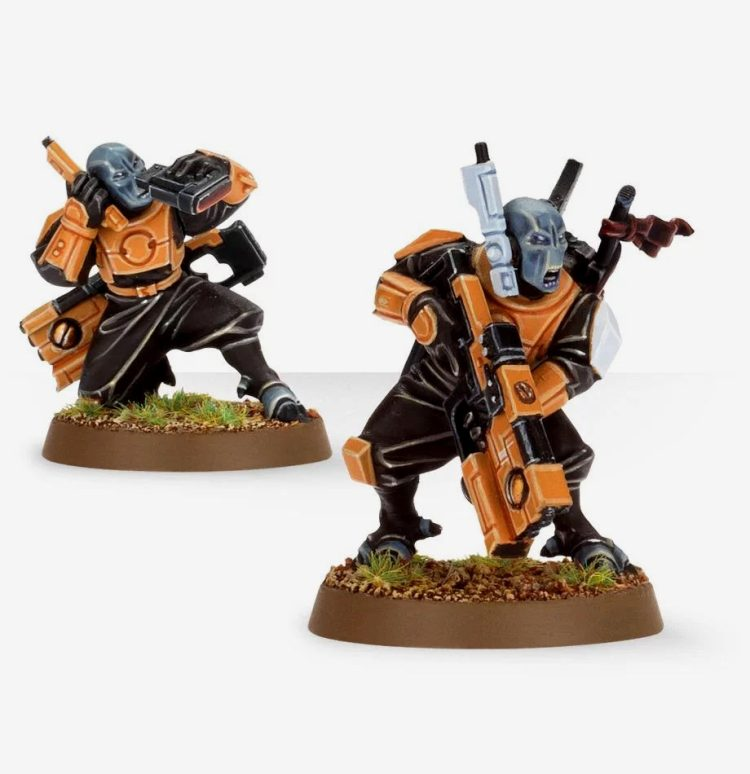 Tau © Games Workshop