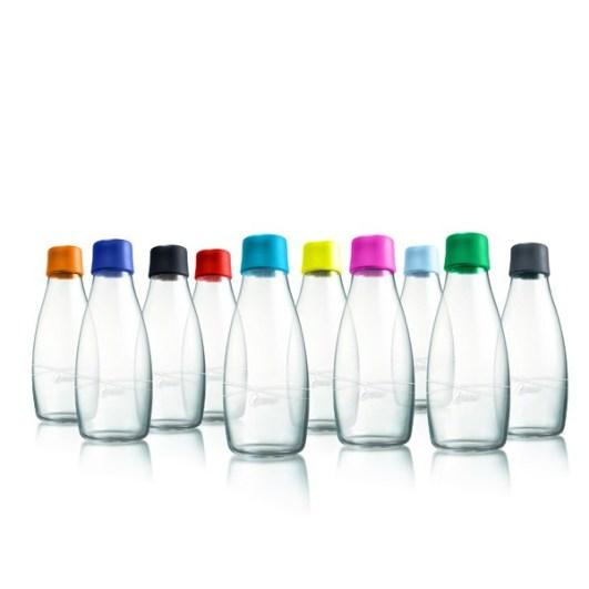 Übersicht Retap-Flasche