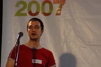 Росен Угринов, Лицето на българската наука за 2007 г.