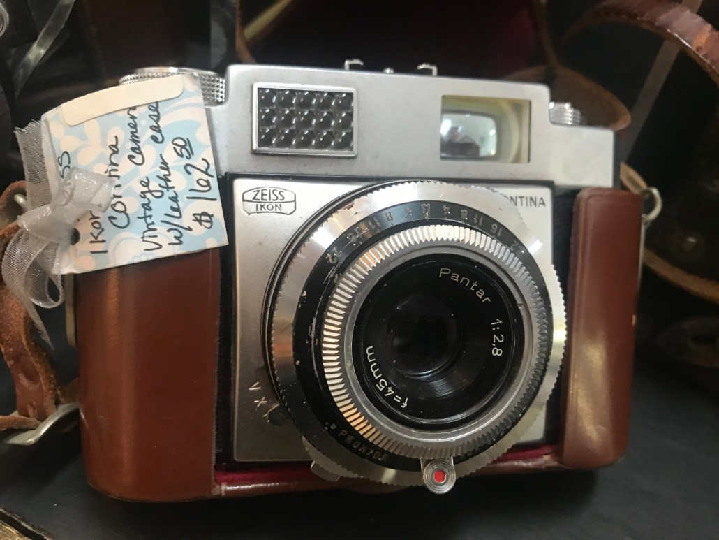 Zeiss Ikon Contine Vintage Camera