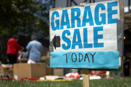 9 Tips for a Successful Garage or Yard Sale