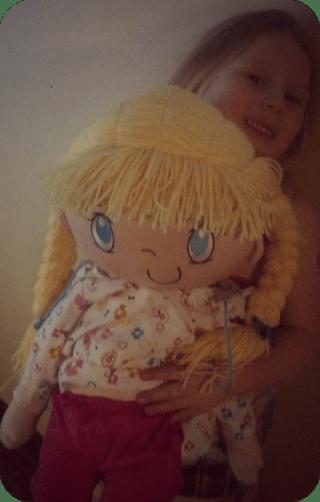 Mia from My Friend Huggles