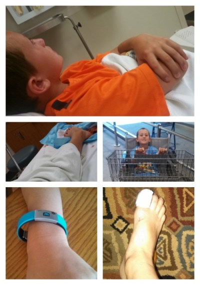 Allergy and medical ID bracelets for kids. #parenting #foodallergies