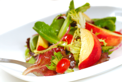 Autumn salads for a healthy meal! #health