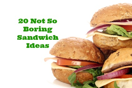 Brown Bag Lunch Blues Sandwich Ideas