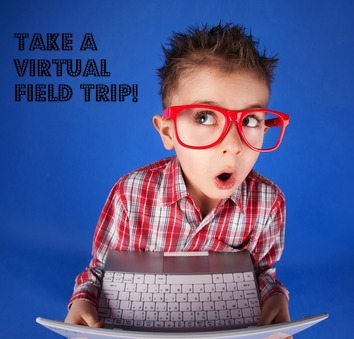 Take a vTake a virtual field trip! #k12 #education #teaching