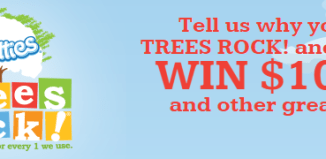 Tree's Rock Kid's Video Contest #TreesRock