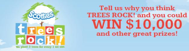 Tree's Rock Kid's Video Contest #TreesRock