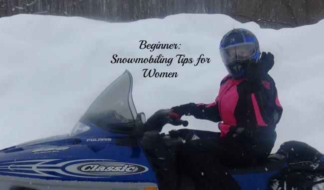 Beginner Snowmobiling Tips for Women