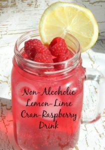 Lemon-Lime Cran-Raspberry Drink