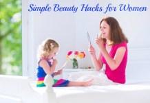 Simple Beauty Hacks for Women #LifeHacks #BeautyHacks
