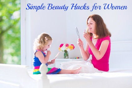Simple Beauty Hacks for Women #LifeHacks #BeautyHacks