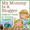 My Mommy is a Blogger Children's Book #blogging