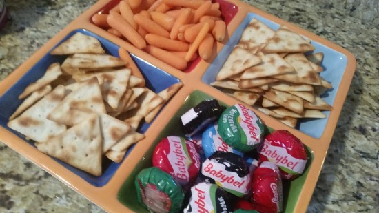 How to Survive a Snow Day for Work at Home Parents – Healthy Grab and Go Snacks