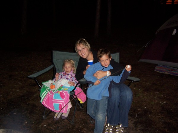 Camping With Children - Visiting the National Parks in the US