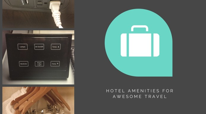 Awesome Hotel Amenities