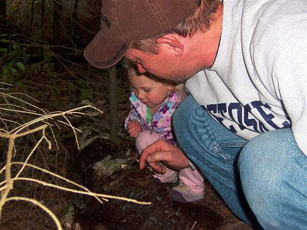 Bug hunting and camping adventures in #Michigan