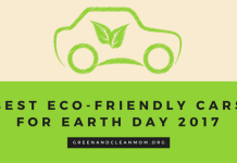 Best Eco Friendly Cars for 2017