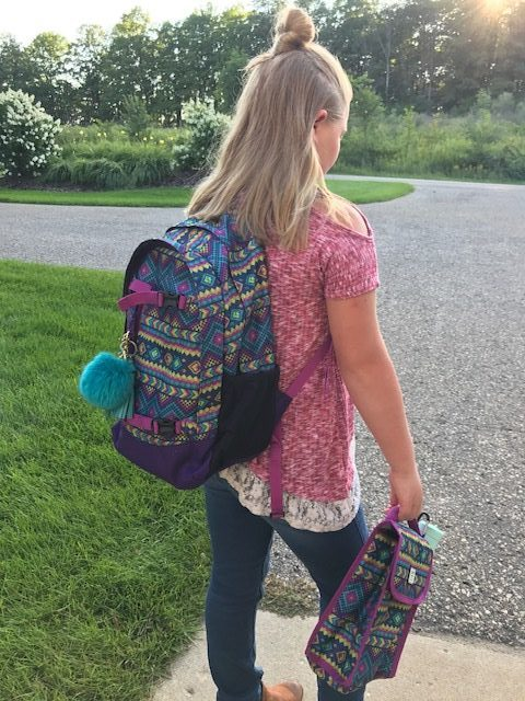 Setting a Back to School Budget and Routine