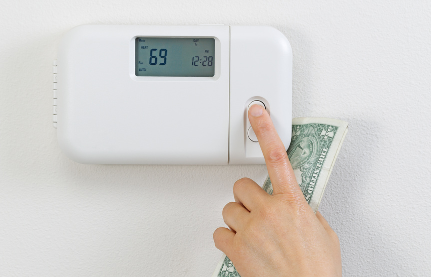 How to Cut Back on Air Gaps and Lower Your Annual Heating Bill