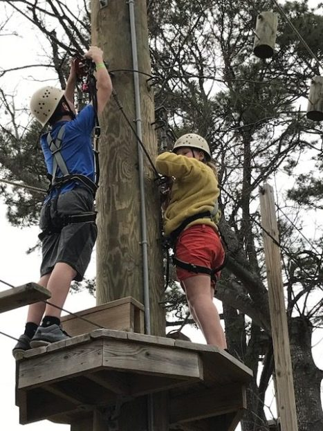 Take a Leap of Faith and Visit Radical Ropes in Myrtle Beach with Teens